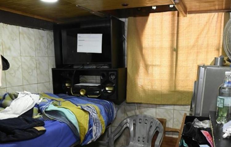 Desalojo sorpresa revela la lujosa vida de los presos en una cárcel de Chile