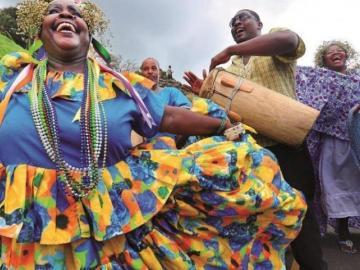 La rebeldía congo celebra sus rituales como Patrimonio Unesco