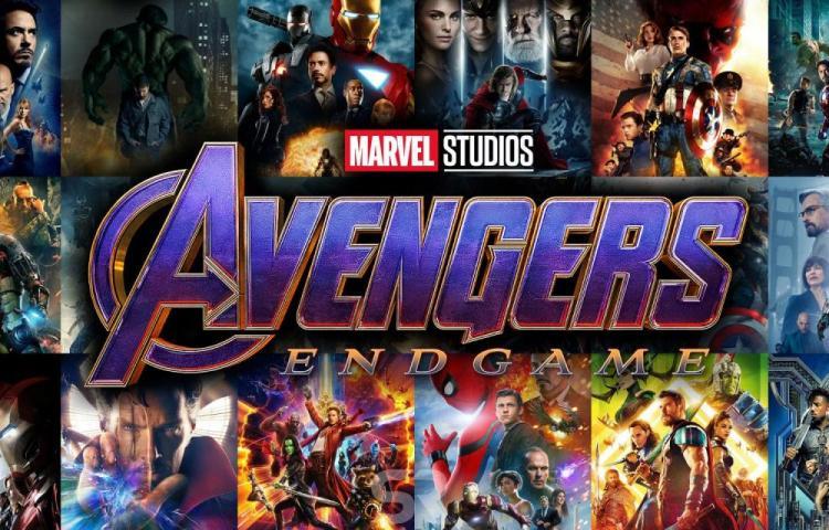 """Avengers: Endgame"" rompe récord de taquilla con $1.209 millones"