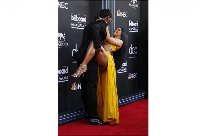 Billboard, lo más sonado: La pose de Cardi B, el multipremiado Drake y Maluma