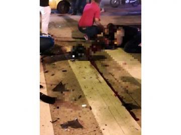 Muere motorizado en Costa del Este