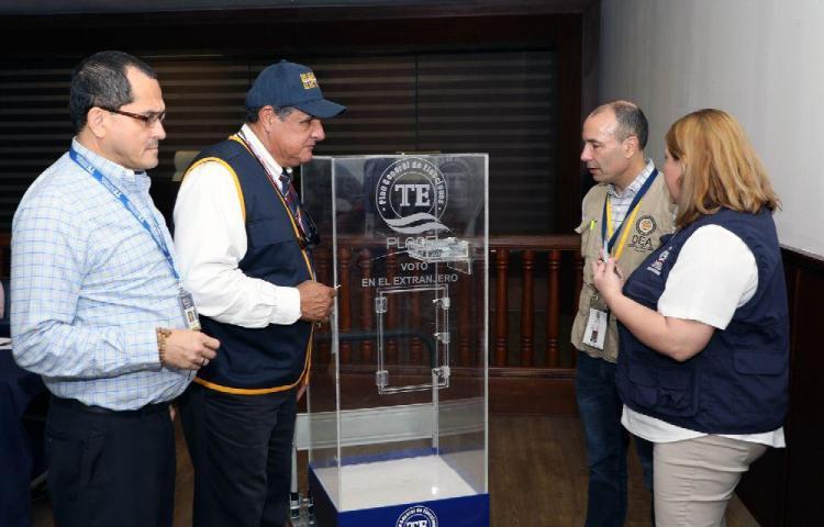 Culmina periodo de votación de panameños en el extranjero