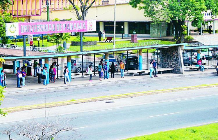 Estudiantes de la UP tendrán clases este lunes 6 de mayo