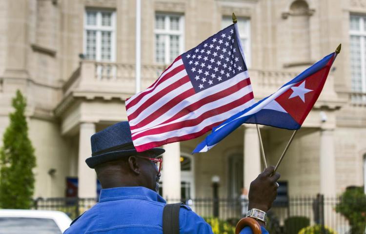 Rusia pide el fin del bloqueo a Cuba