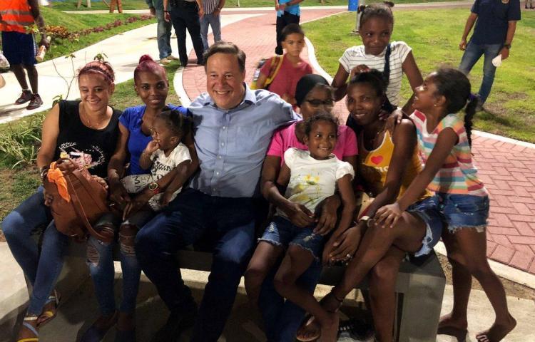 Por medio de Twitter, Varela agradece a Panamá por estos 5 años de mandato