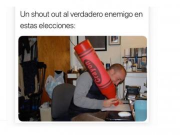 Los mejores memes sobre las elecciones generales del 5 de mayo