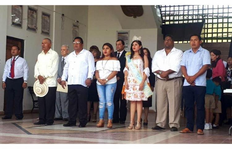 Consejo municipal celebró sus 483 años de fundación