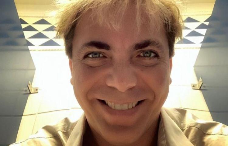 Cristian Castro se quiere casar por cuarta vez