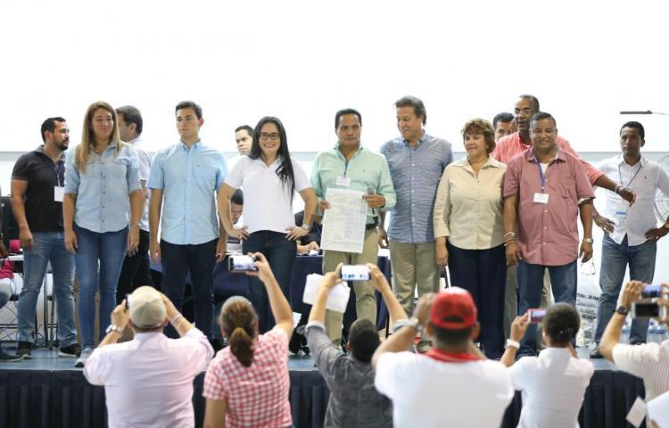 San Miguelito ya tiene sus diputados