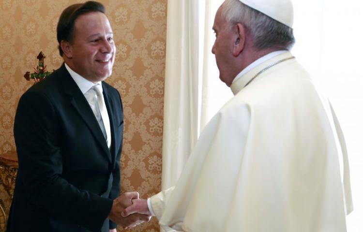 El presidente de Panamá inicia hoy en Galicia su visita a España