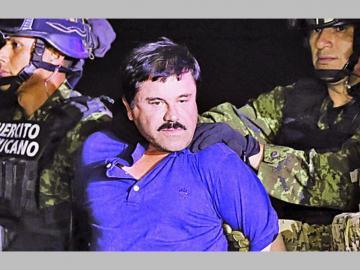 """""""El Chapo"""" pide más horas al aire libre en prisión y tapones para dormir"""