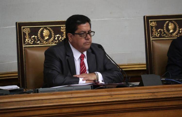 Expresidentes condenan arresto de vicepresidente de Parlamento venezolano