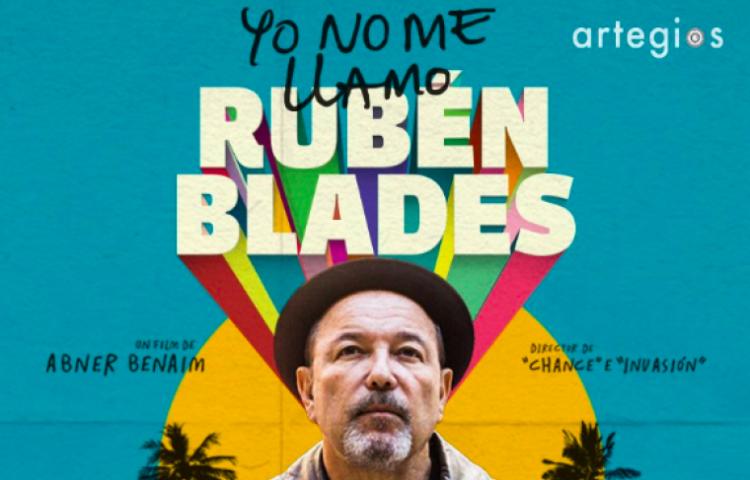 Documental de Rubén Blades nominado a los premios Platino, de hoy