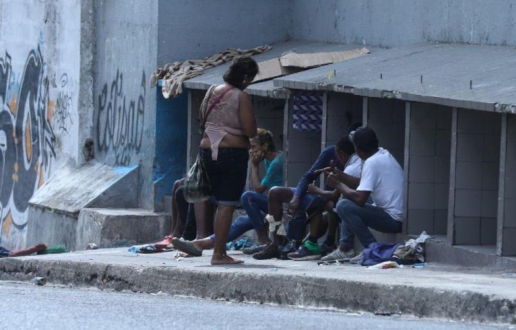 Indigencia, horrible realidad en la ciudad de Panamá