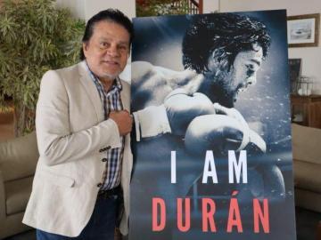 Hoy es el estreno de I' am Durán en Panamá