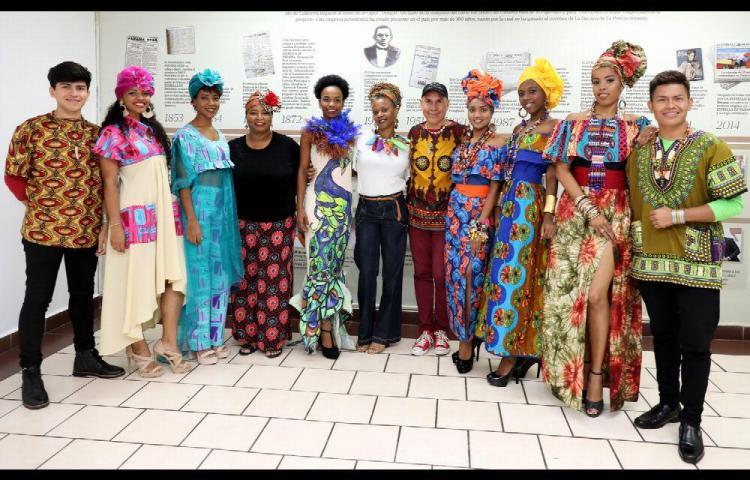 Preparan el African Fashion Festival