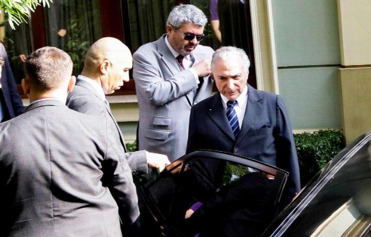 Tribunal de justicia de Brasil libera al ex presidente Temer