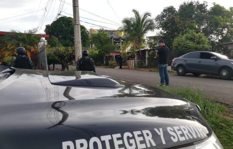 Detienen aintegrantes de una organización criminal en Chiriquí