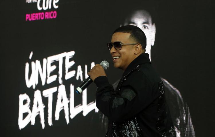El puertorriqueño Daddy Yankee iniciará a finales de mayo una gira por Europa