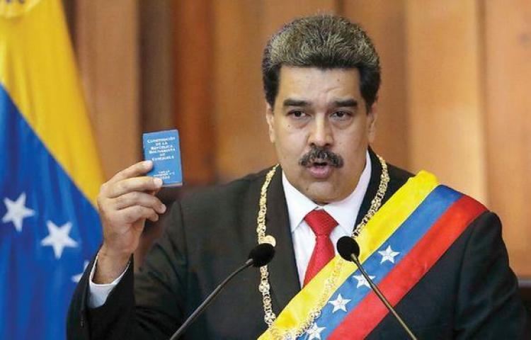 Maduro culpa a EE.UU. de violar embajada en Washington y exige respeto