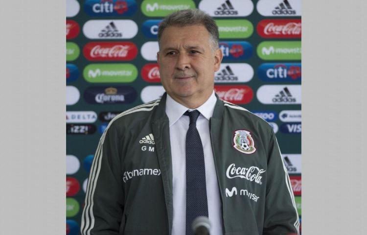 Martino reveló la Convocatoria del tricolor