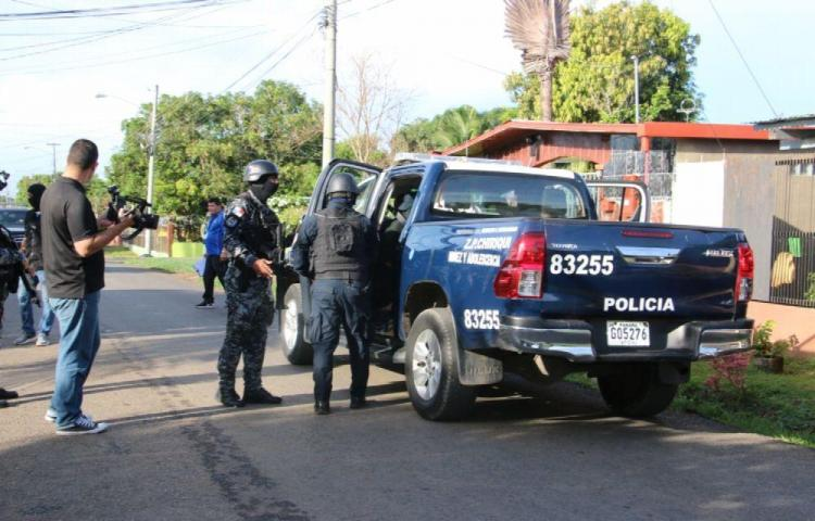 En operativos atrapan a miembros de la pandilla 'Euro Ántrax'