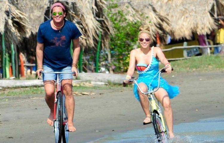 Shakira y Vives, absueltos de plagio por 'La bicicleta'