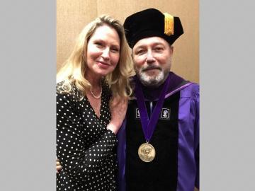 Rubén Blades recibe el premio 'Dorothy Height'