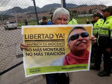 FARC afirma que recaptura de Santrich es un ataque a la paz
