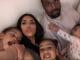 Así es el original nombre del nuevo bebé de Kim Kardashian y Kanye West