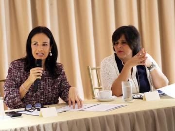 Panamá expone esfuerzos para lograr la igualdad de género en Latinoamérica