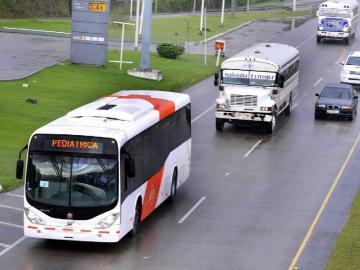 Desde mañana la empresa Mi Bus inicia cambios en los ruteros de los metrobuses