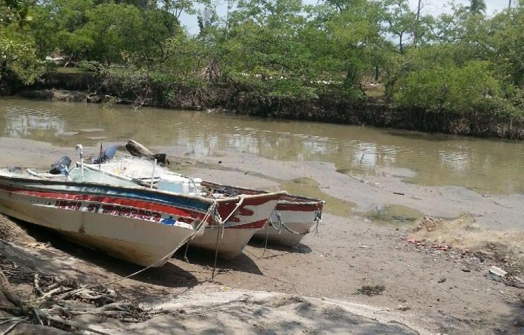 Pescadores de Farallón denuncian dificultades para poder salir a pescar