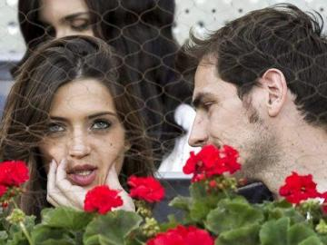 Sara Carbonero, esposa de Casillas, operada de un tumor maligno de ovario