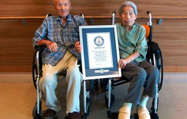 Llega a su fin un matrimonio de 82 años al fallecer uno de los cónyuges
