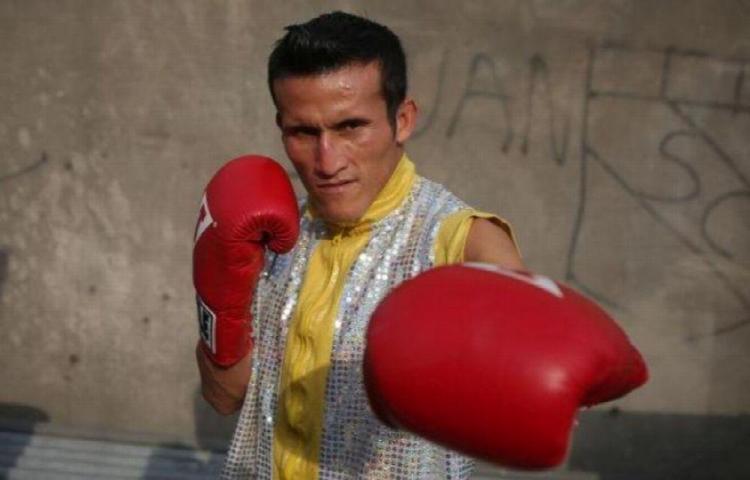 Peruano peleará por cetro