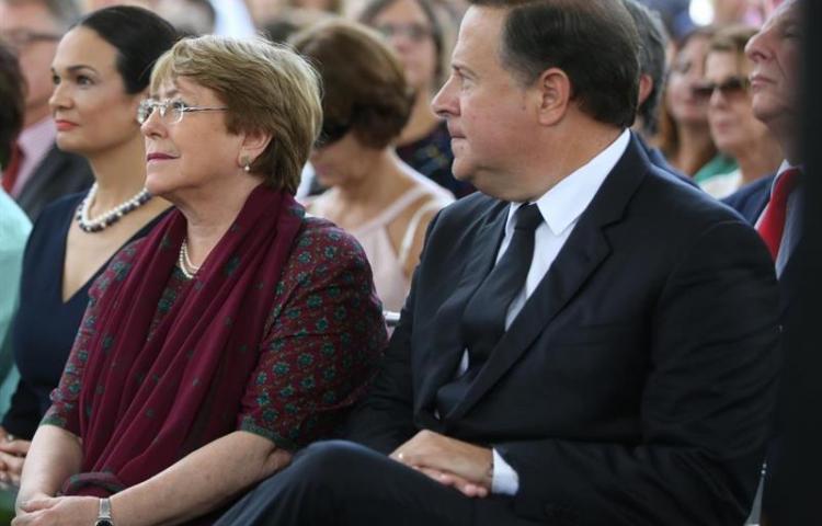 Bachelet advierte de retrocesos en acuerdo político de los DDHH en Panamá