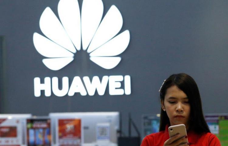 El principal proveedor telefónico de Japón interrumpe los pedidos de Huawei