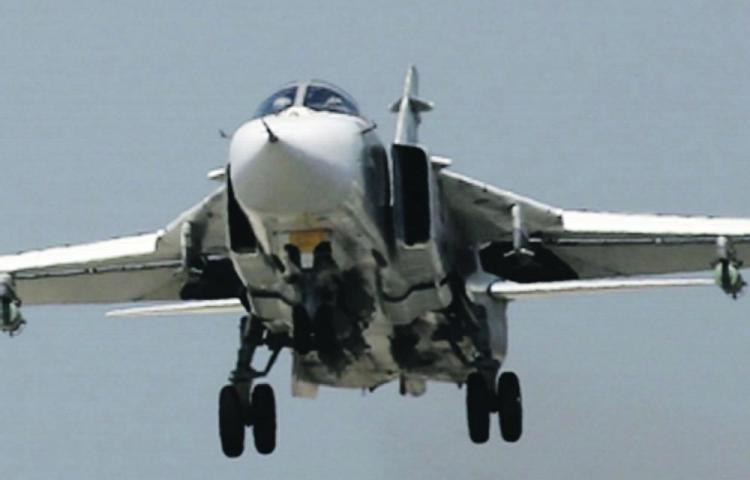 EE.UU. intercepta aviones rusos en Alaska