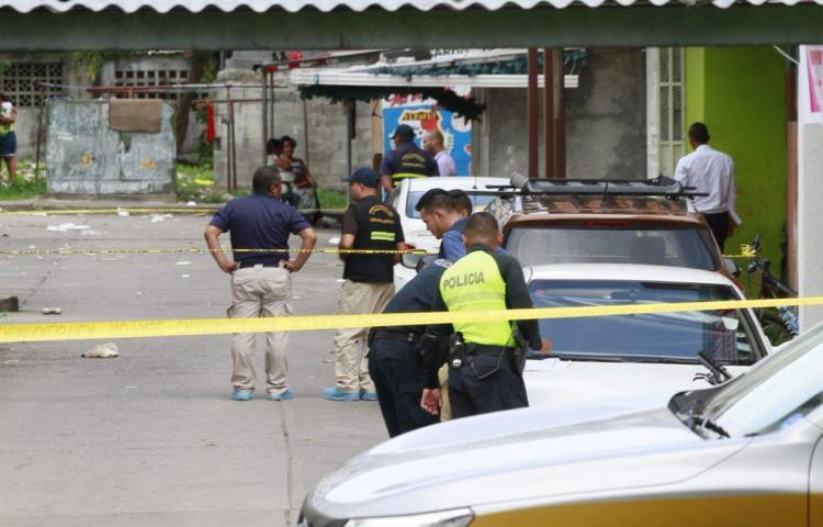 Asesinan de varios disparos a un hombre en El Chorrillo