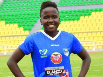 La futbolista Leidy Asprilla falleció por un accidente de tránsito