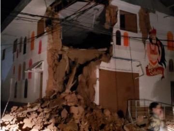 El terremoto que sacudió Perú se sintió en la Amazonía