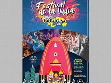 15 años del Festival de la India en Panamá
