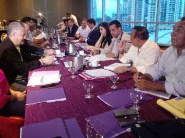 Panameñistas se reúnen para analizar la derrota electoral