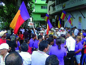 Convencionales del Panameñista piden que elección sea antes de octubre