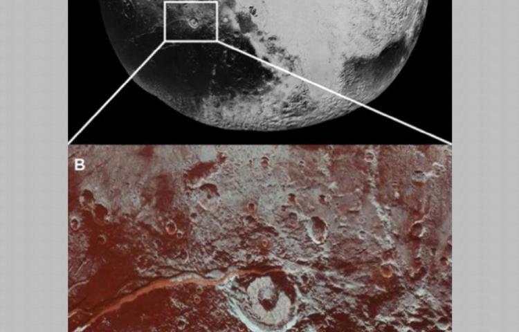 Nasa encuentra en Plutón elemento clave para la vida