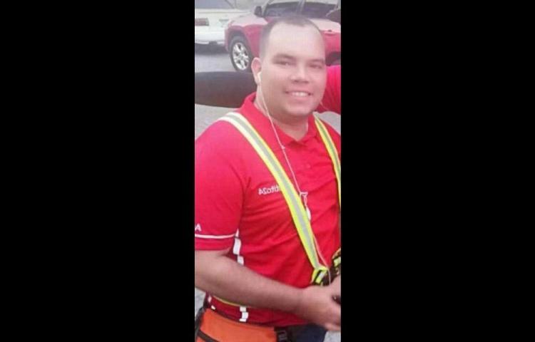 Chamo murió tras colisión con una camioneta