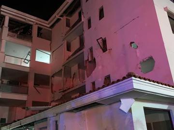 Residentes del PH Costamare habían reportado un escape de gas