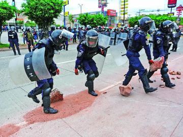 Honduras es un hervidero por leyes que consideran lesivas