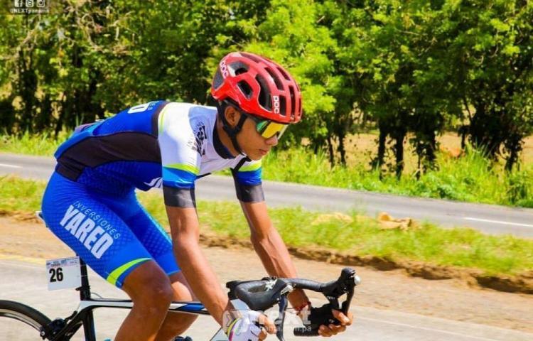 Ciclista de la sele pierde una pierna